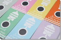 Baby Shower Scratch Off Game Tickets