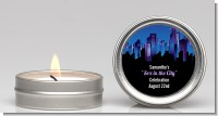 Sex in the City - Bridal Shower Candle Favors