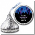 Sex in the City - Hershey Kiss Bridal Shower Sticker Labels thumbnail