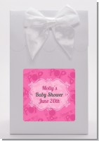 She's Ready To Pop Pink - Baby Shower Goodie Bags