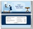 Sip and See It's a Boy - Personalized Baby Shower Candy Bar Wrappers thumbnail