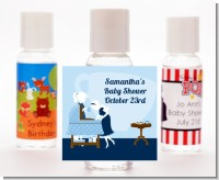 Sip and See It's a Boy - Personalized Baby Shower Hand Sanitizers Favors