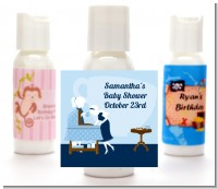Sip and See It's a Boy - Personalized Baby Shower Lotion Favors