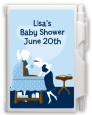 Sip and See It's a Boy - Baby Shower Personalized Notebook Favor thumbnail