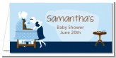 Sip and See It's a Boy - Personalized Baby Shower Place Cards