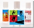 Skateboard - Personalized Birthday Party Hand Sanitizers Favors thumbnail