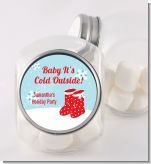 Snow Boots - Personalized Christmas Candy Jar