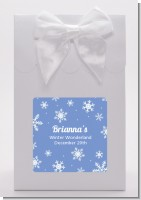 Snowflakes - Birthday Party Goodie Bags