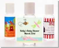 Snug As a Bug - Personalized Baby Shower Hand Sanitizers Favors