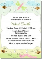 Snug As a Bug - Baby Shower Invitations