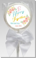 So Happy Together - Personalized Bridal Shower Lollipop Favors