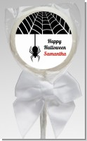 Spider - Personalized Halloween Lollipop Favors
