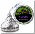 Spooky Bats - Hershey Kiss Halloween Sticker Labels thumbnail