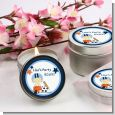 Sports Baby Asian - Baby Shower Candle Favors thumbnail