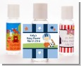 Sports Baby Caucasian - Personalized Baby Shower Hand Sanitizers Favors thumbnail