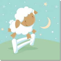Sheep Baby Shower Theme
