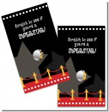 A Star Is Born Hollywood - Baby Shower Scratch Off Game Tickets
