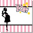 Ready To Pop Pink Baby Shower Theme thumbnail