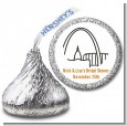 St. Louis Skyline - Hershey Kiss Bridal Shower Sticker Labels thumbnail