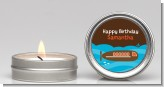Submarine - Birthday Party Candle Favors
