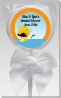Sunset Trip - Personalized Bridal Shower Lollipop Favors