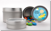 Surf Boy - Custom Baby Shower Favor Tins