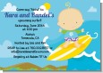 Surf Boy - Baby Shower Invitations thumbnail