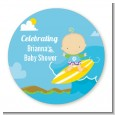 Surf Boy - Personalized Baby Shower Table Confetti thumbnail