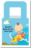 Surf Girl - Personalized Baby Shower Favor Boxes