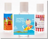 Surf Girl - Personalized Baby Shower Hand Sanitizers Favors