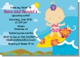 Surf Girl - Baby Shower Invitations thumbnail