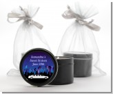 Sweet 16 Limo - Birthday Party Black Candle Tin Favors