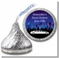 Sweet 16 Limo - Hershey Kiss Birthday Party Sticker Labels thumbnail