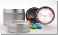 Sweet Little Lady - Custom Baby Shower Favor Tins
