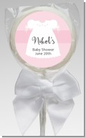 Sweet Little Lady - Personalized Baby Shower Lollipop Favors