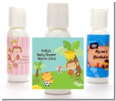 Team Safari - Personalized Baby Shower Lotion Favors