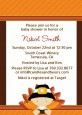 Little Turkey Boy - Baby Shower Invitations thumbnail