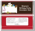 Toy Chest - Personalized Birthday Party Candy Bar Wrappers thumbnail