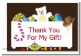 Toy Chest - Birthday Party Thank You Cards thumbnail