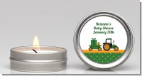 Tractor Truck - Baby Shower Candle Favors