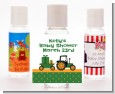 Tractor Truck - Personalized Baby Shower Hand Sanitizers Favors thumbnail