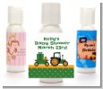 Tractor Truck - Personalized Baby Shower Lotion Favors thumbnail