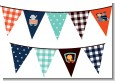 Animal Train - Baby Shower Themed Pennant Set thumbnail