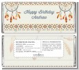 Dream Catcher - Personalized Birthday Party Candy Bar Wrappers thumbnail