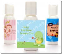 Turtle | Sagittarius Horoscope - Personalized Baby Shower Lotion Favors