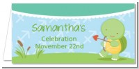 Turtle | Sagittarius Horoscope - Personalized Baby Shower Place Cards