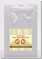 Twin Lions - Baby Shower Goodie Bags