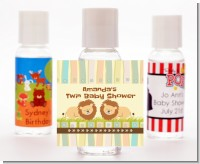 Twin Lions - Personalized Baby Shower Hand Sanitizers Favors