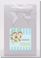 Twin Monkey Boys - Baby Shower Goodie Bags