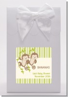 Twin Monkey - Baby Shower Goodie Bags